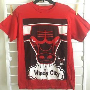 Other - Chicago Bulls Graphic Tee